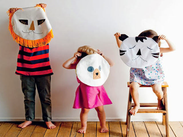 9 DIY Halloween Masks to Make with Your Kids