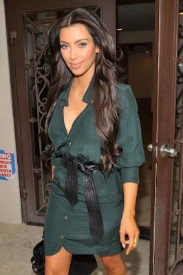 chemise kim kardashian