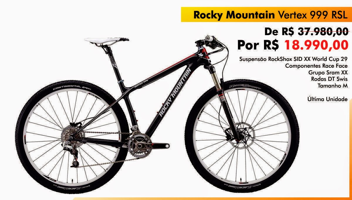 Rocky Mountain Vertex 999 RSL