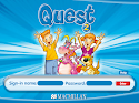 Quest 2 website