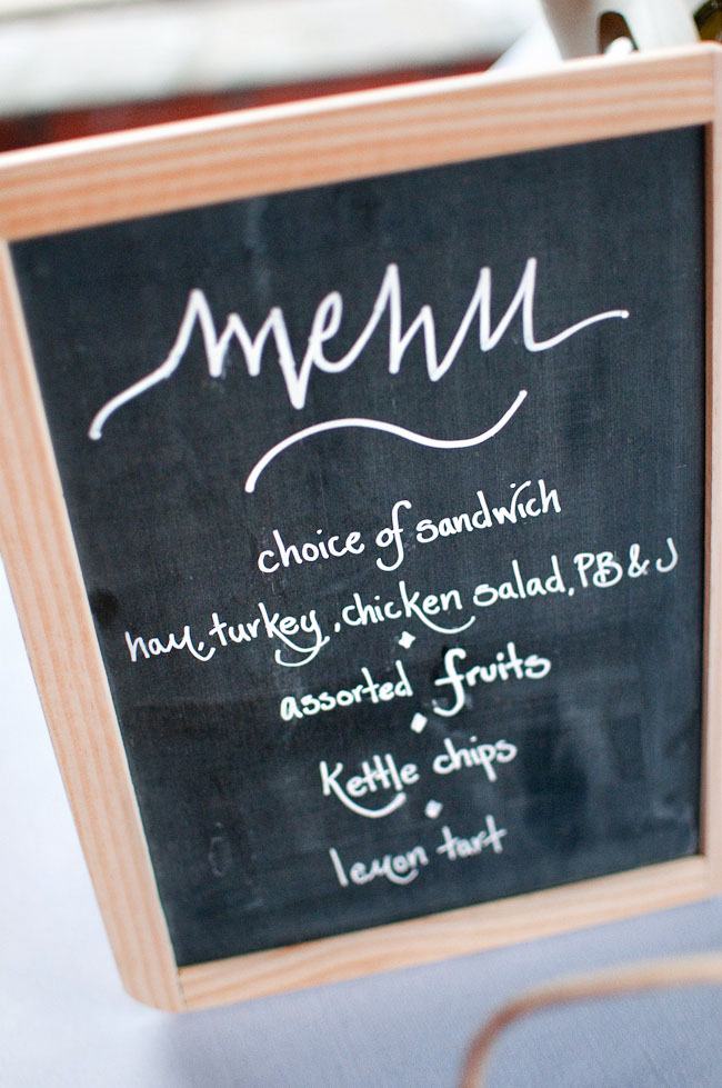 greer loves brunch wedding ideas chalkboard menu inspiration