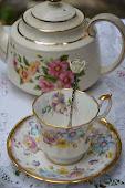 Over 5,300 Face Book Followers:  Bernideen's Tea Time, Cottage and Garden