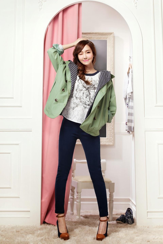 Jessica Jung SNSD Girls' Generation Soup Spring Summer 2014