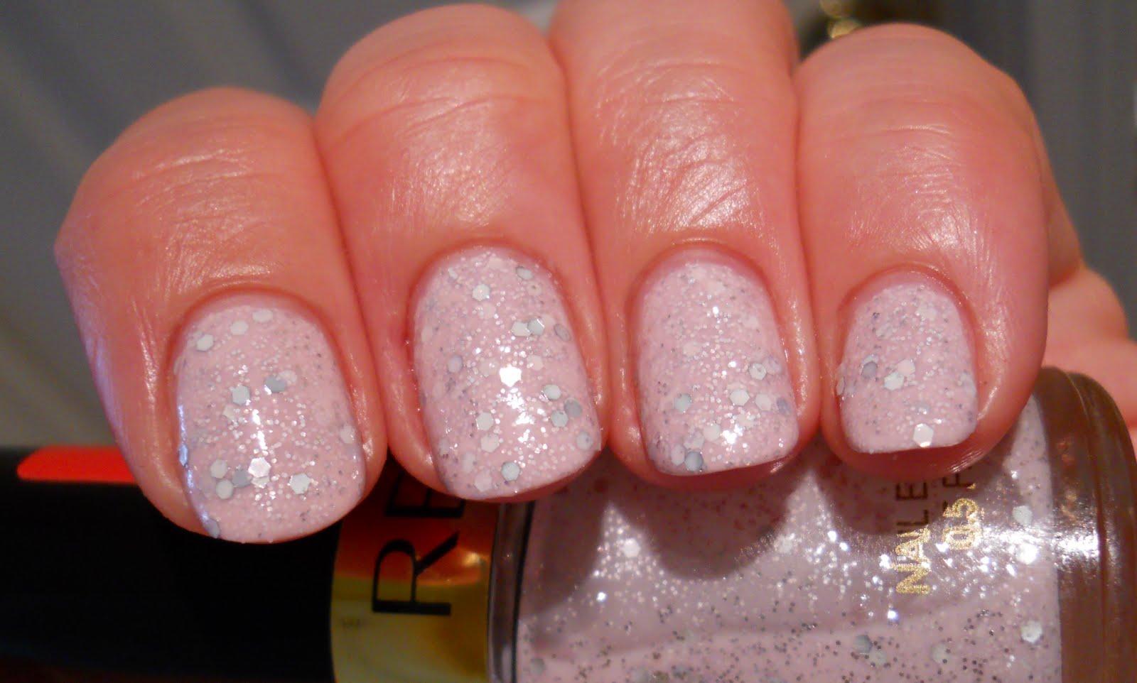ali's nail news: revlon starry pink.