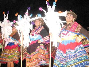 El portal del sarhuino conjunto nacional de folklore for Portales del espectaculo