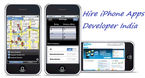 hire iphone developer india