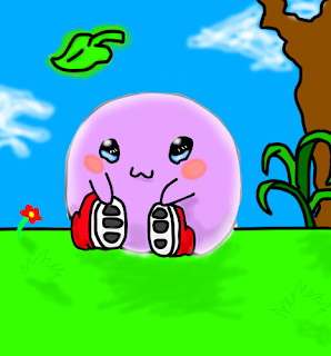 Serpente entediado.. Kirby
