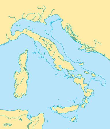 L 39 italia origine del territorio - Regioni italiane non bagnate dal mare ...