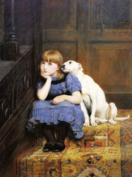 Sympathy,adorable girl,little girl