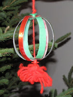 homemade ornament