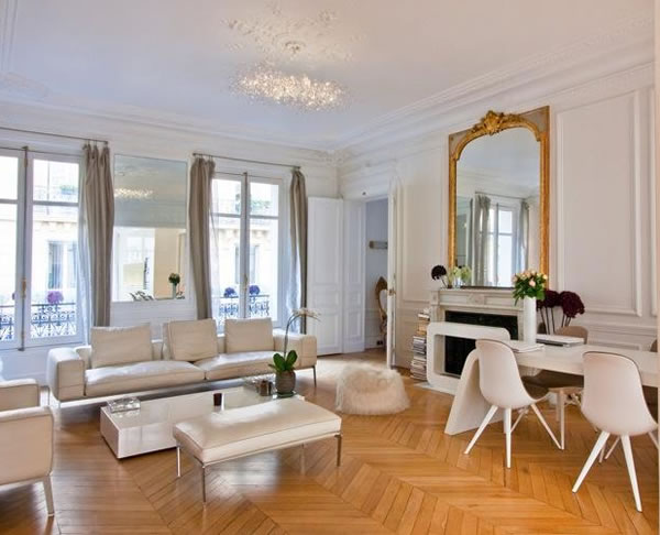 Glamour drops a quest for the glamorous details in life for Parquet carrelage paris 17