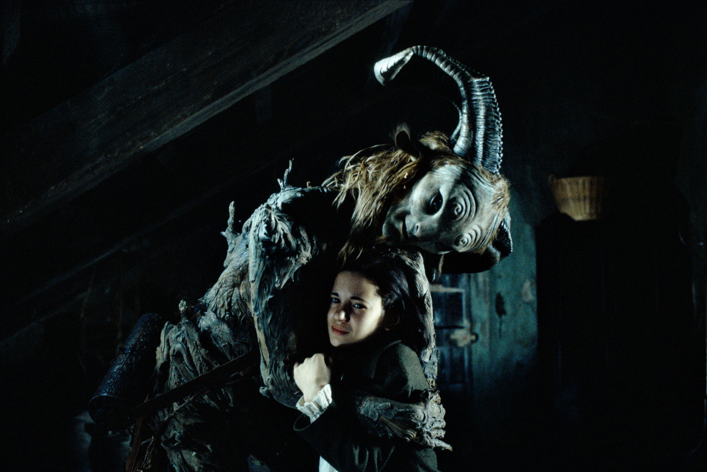 Screen Vistas: DEL TORO ROUNDTABLE: PAN'S LABYRINTH