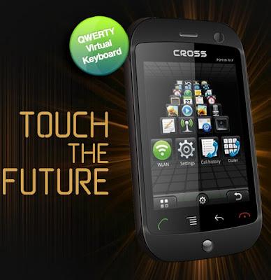 spesifikasi harga cross touchmate pd110wi cross mengenalkan ponsel ...