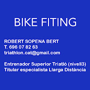 Bike Fitting (Biomecànica)