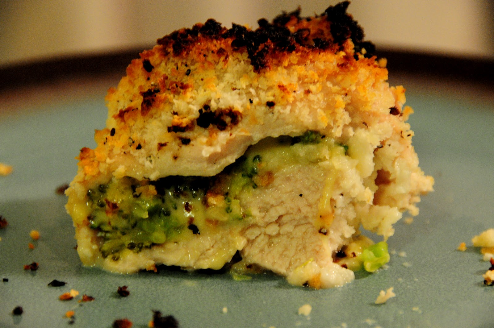 Broccoli & Cheese Stuffed Turkey Breast - total time 40 minutes ...