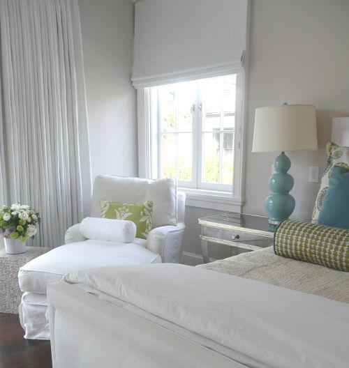 White wood february 2012 Blue beach bedroom ideas