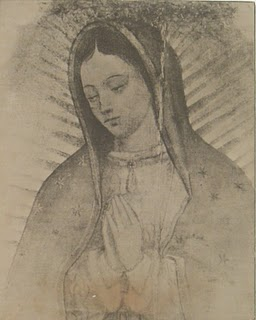 Our Lady of Guadalupe bless us.