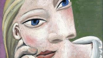 «Marie-Thérèse accoudée»