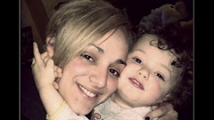 Mi hija Patricia y mi nieto Elier