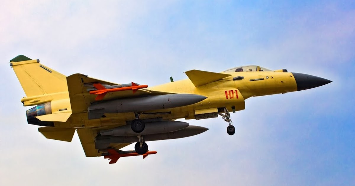 People's Liberation Army Air Force's J-10B Fighter Jet ...