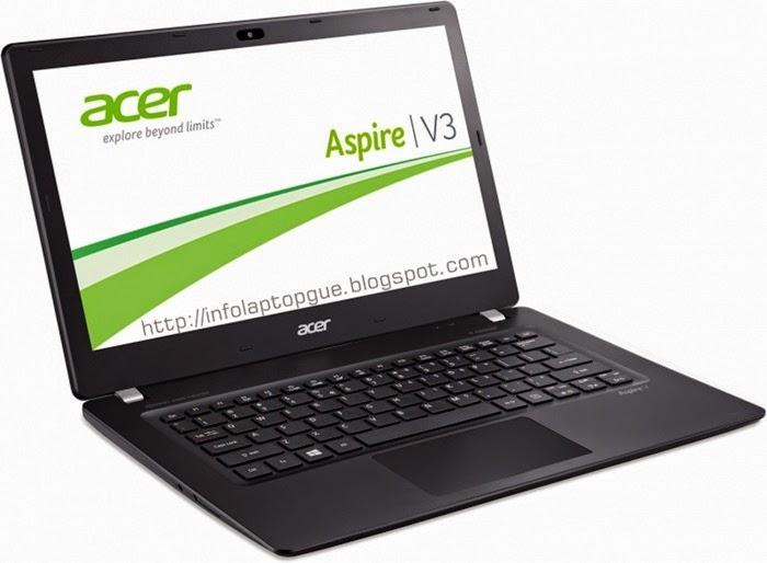 Harga dan Spesifikasi Terbaru Acer Aspire V3-371