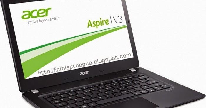 Harga Dan Spesifikasi Terbaru Acer Aspire V3 371