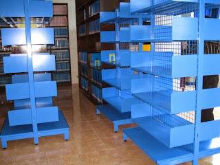 Rak Khusus Perpustakaan