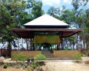 Makam Datu Janggut Martapura