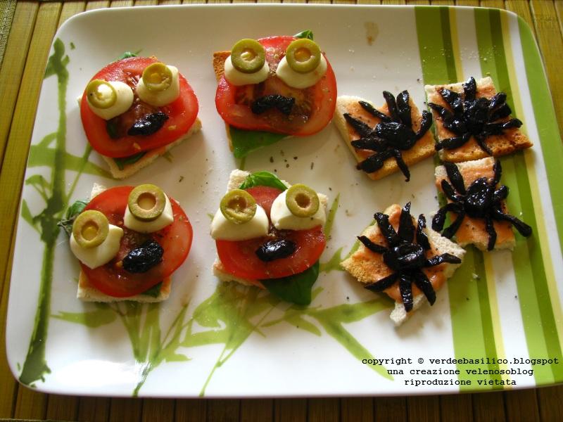 Verde basilico e rosso pomodoro - colori e profumi della mia cucina ...