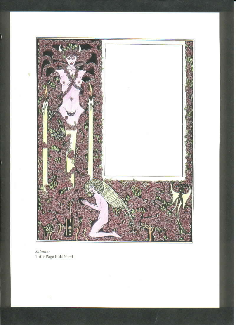 Salome02, Beardsley