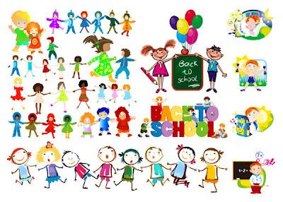 niños para cuentos