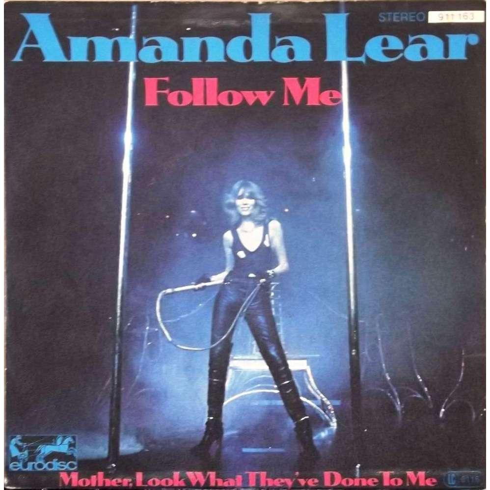 Amanda Lear Follow Me Special Disco Mix