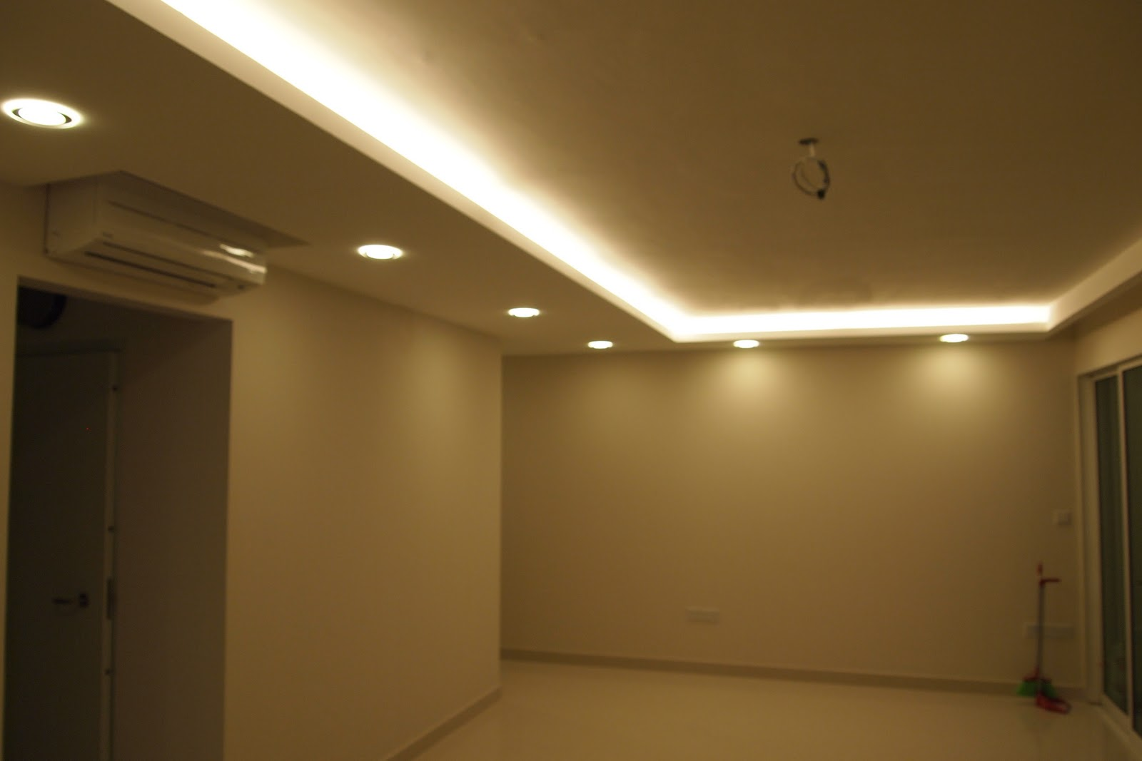Plaster Ceiling & Partition Drywall Singapore: Park Central living ...