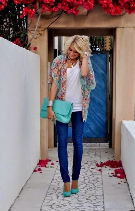 Street Fashion Sky blue Purse+blue shoes