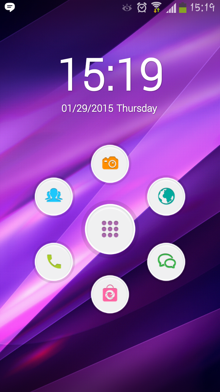 eTheme Launcher 1.8.6 Android App Review & Download - Best
