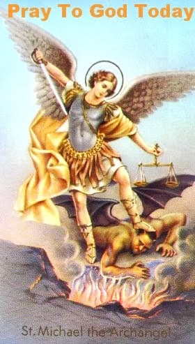 Saint Michael The Archangel Page!