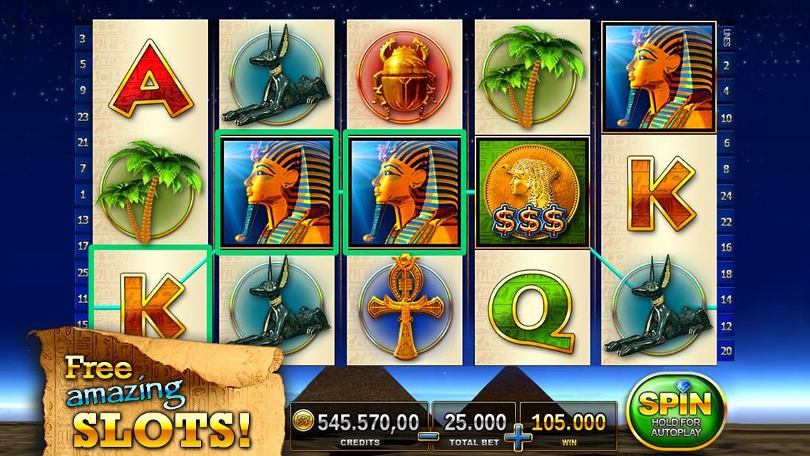Slots - pharaoh's way hack cheat tool