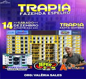 FAZENDA ESPELHO - TRAPIA/SQ