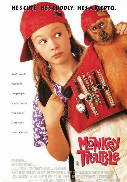 Un ladrón de cuatro manos (1994)