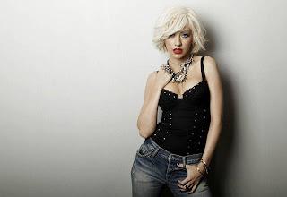 Christina Aguilera - M. S. Portraits