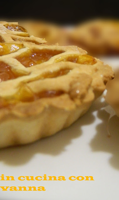 crostata a merenda