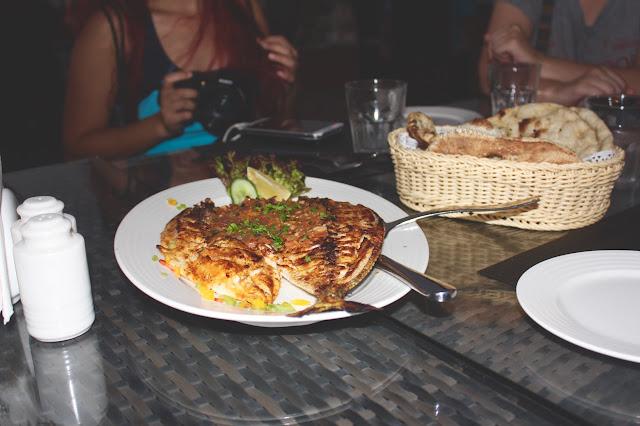 seafood restaurant in Dubai