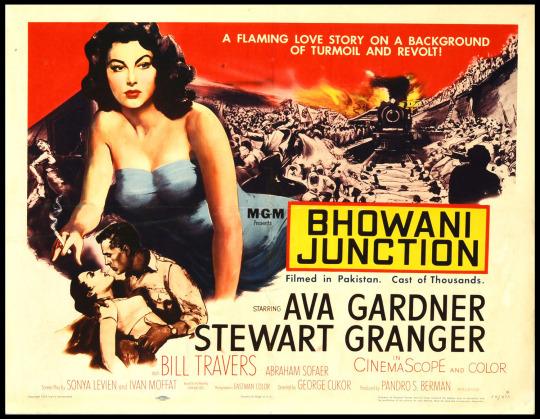 """Bhowani Junction"" (1956)"