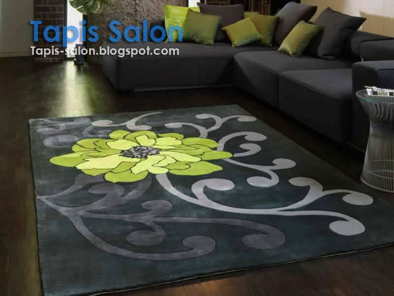 D coration tapis salon 2014 d coration tapis - Tapis pour salon gris ...