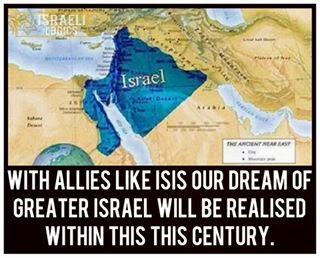 GREATER ISRAEL - THE PLAN
