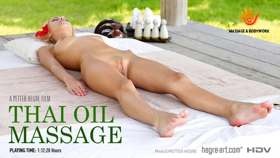 Hegre-Art ? Thai Oil Massage (video)