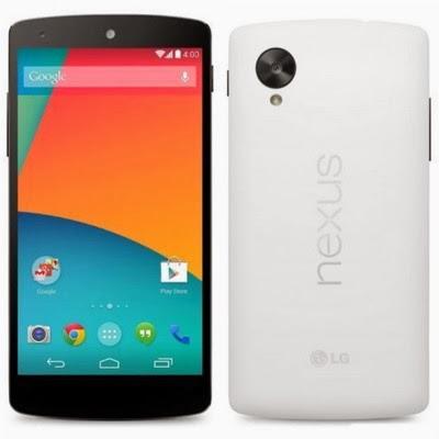 Harga LG Nexus 5 D821