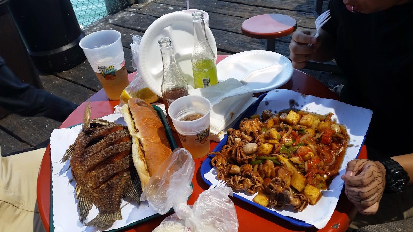 Eating out san pedro fish market san pedro ca for Fish market san pedro