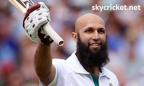 Hashim Amla became new captain of South Africa test cricket