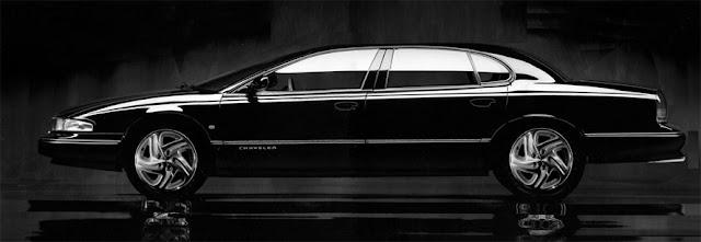 クライスラー・LHS | Chrysler LHS(1994-2001)